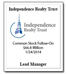 CP21_Independence_Realty_Trust